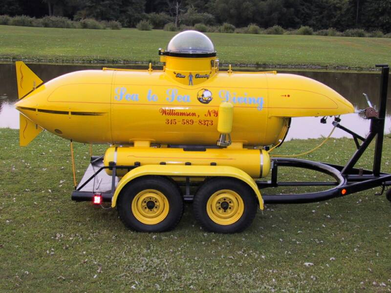 Used Mini Submarines For Sale http://www.woodiesrestorations.com/NewsNovember.html